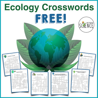 Amy Brown Science: FREE Ecology Crossword Puzzles