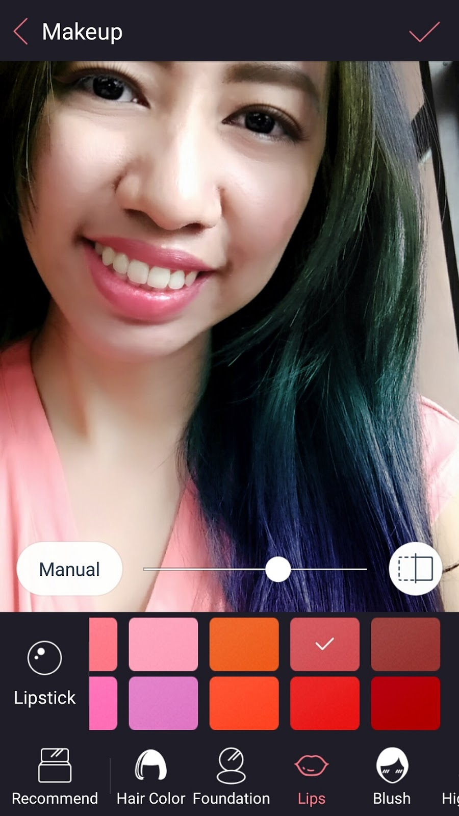 Pitu Makeover Editing app, selfie app, photo editing app, Blair Villanueva