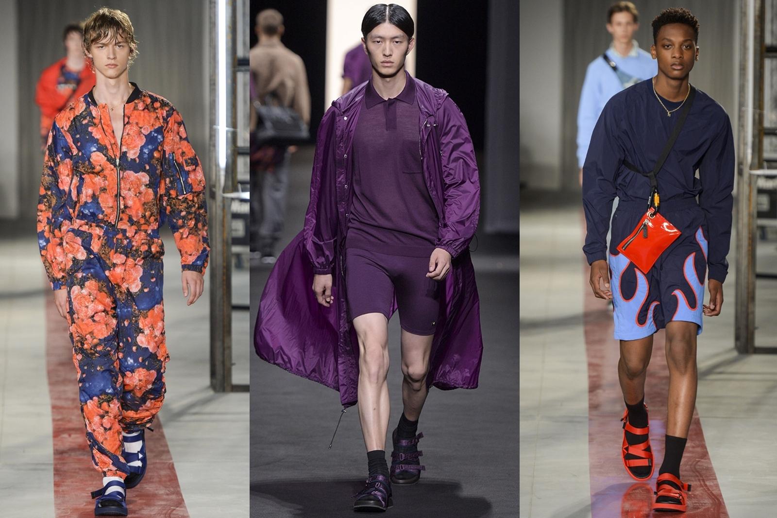skarpety i sandały trendy wiosna lato 2017