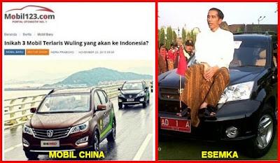 Mobil China Siap Banjiri Indonesia Kemana Mobil ESEMKA