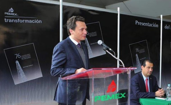 Pemex compró avión para vigilancia y Lozoya lo usó para viajar a la playa