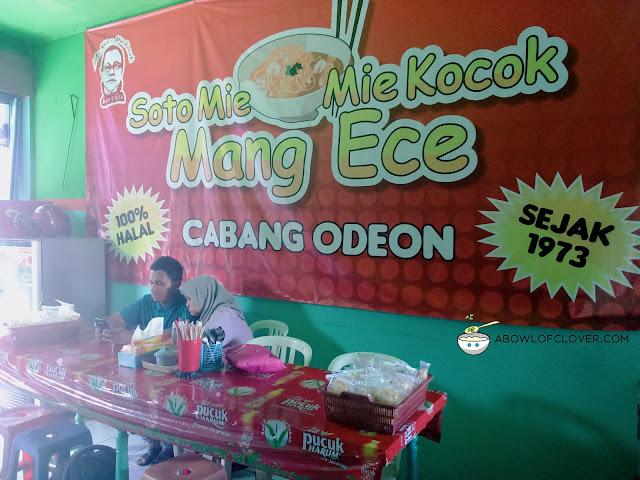 Soto Mie & Mie Kocok Mang Ece Sukabumi