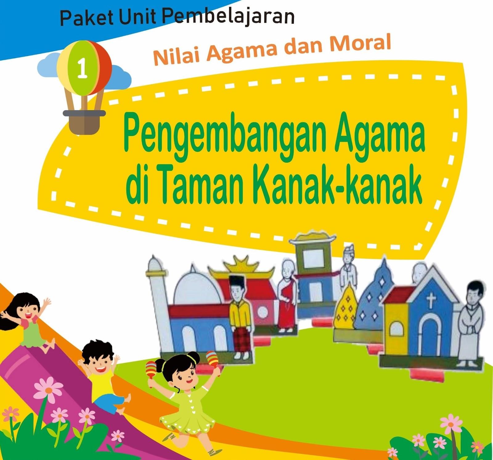 Download lengkap Kumpulan Modul Program PKB Melalui PKP Berbasis Zonasi Untuk Guru TK (PAUD) dan Pendidikan Khusus Tahun 2019
