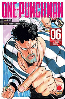 One-Punch Man: 6 PDF