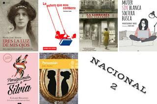 Premios Gran Sorteo Día del Libro (envío nacional 2)