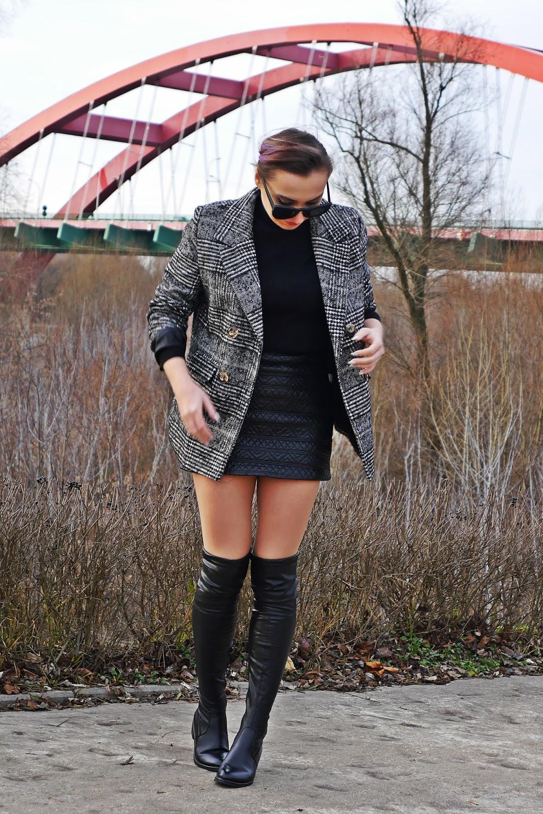 1_plaid_jacket_turtleneck_sweater_kozaki_renee_karyn_blog_modowy_030117
