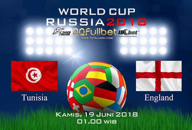 BOLA88 - PREDIKSI TARUHAN BOLA PIALA DUNIA : TUNISIA VS ENGLAND ( RUSSIA WORLD CUP 2018 )