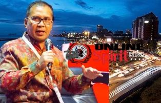 Danny,Partisipasi Publik Makassar Mampu Bersaing Secara Nasional dan Internasional