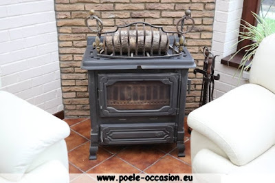 poele occasion vente poele pas cher en belgique et. Black Bedroom Furniture Sets. Home Design Ideas