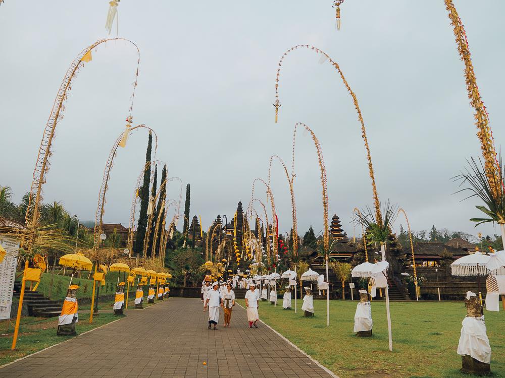 Besakih Temple in Bali - Pura Besakih - Bali Attractions