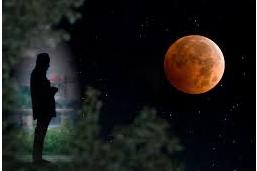 Shalat Gerhana Bulan dan Matahari (Khusuuf dan Kusuuf)