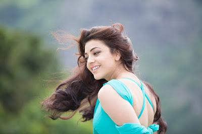 CxxAHk7UcAEo6mS - Kajal Agarwal Sexy Stunning Stills from the Movie Khaidi No150-Dont Miss it