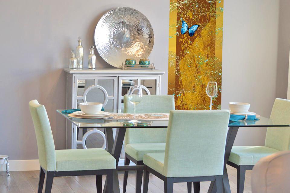 le blog belmon d co ocre dor couleur phare en 2016. Black Bedroom Furniture Sets. Home Design Ideas