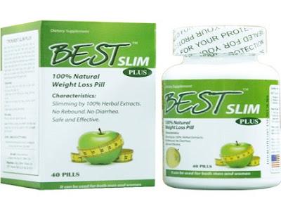 Thuốc giảm cân Bes slim hỗ trợ giảm cân nhanh chóng