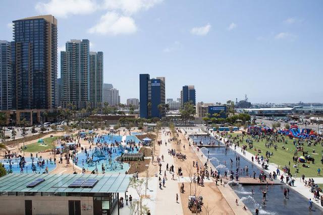 Melhores regiões para se hospedar em San Diego