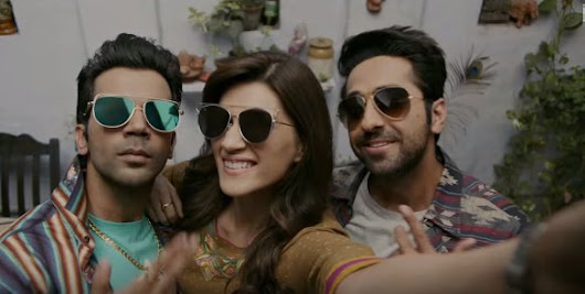 Bitti Is Here With 'Bareilly Ki Barfi' Official Trailer - Kriti Sanon, Ayushmann Khurrana, Rajkummar Rao