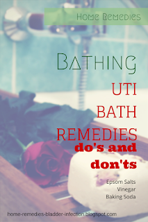 Home Remedies For Bladder Infection And Recurrent Uti Salt Bath And Uti