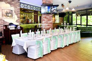 Ресторан Оазис (ориентир Зоопарк) - г.Калининград