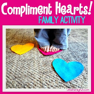 http://www.littlefamilyfun.com/2012/11/compliment-hearts-family-activity.html