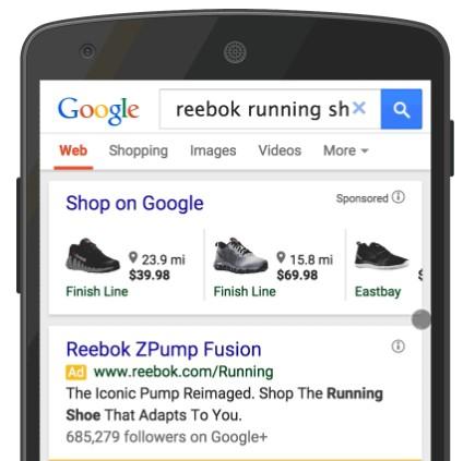 爭奪產品搜尋主導權,Google正式推出「Shop on Google」產品搜尋導購電商服務