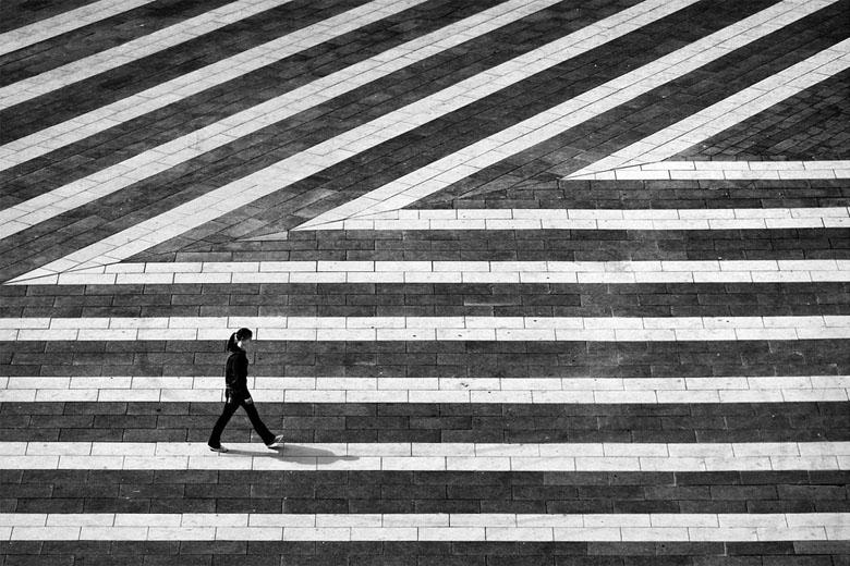 Inspirasi Foto Hitam Putih dan Komposisi Kuat Oleh Kai Ziehl