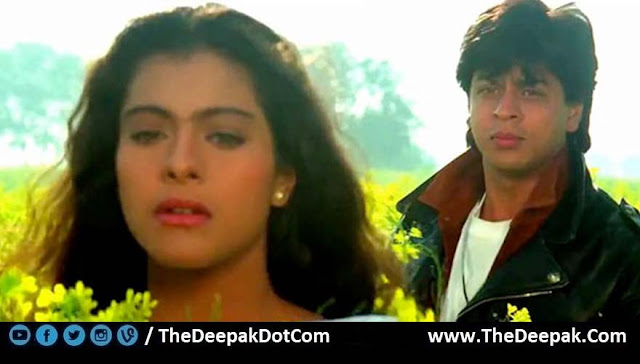 Tujhe Dekha To Ye Jaana Sanam DDLJ Guitar Tabs Leads, Hindi song from the movie Dilwale Dulhania Le Jayenge