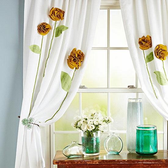 Window Treatments: Modern Furniture: 2014 Cheap And Easy Window Treatment