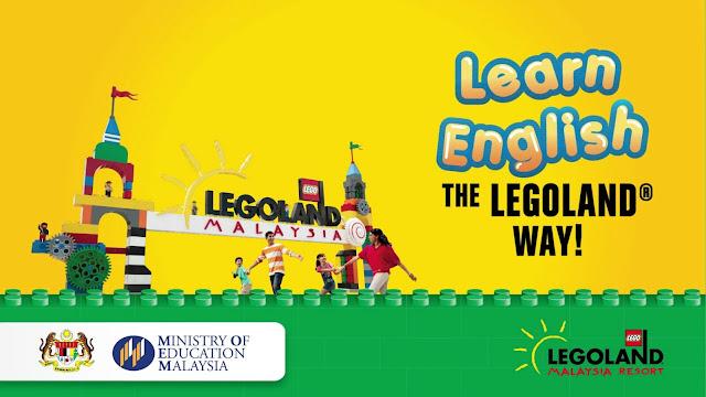 English Mania, LEGOLAND Malaysia Resort