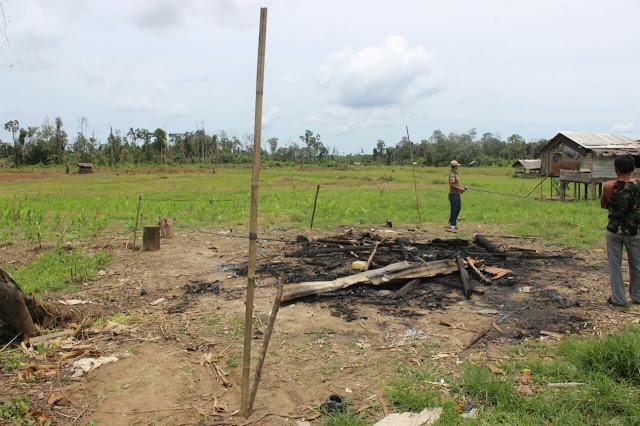 Sengketa Tapal Batas, Warga Aceh dan Sumatera Utara Bentrok