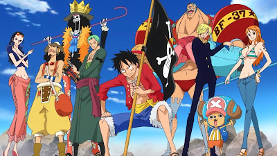 pasangan di one piece