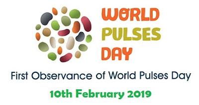 World Pulses Day 10 February