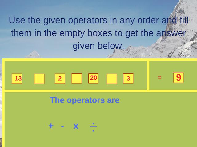 Easy but Brain-teasing Math Problem-3