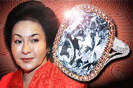 Malaysiakini Needs to Prove that Rosmah had Received a Diamond of RM116 million as a Gift