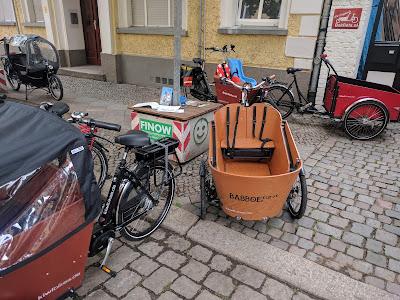 Runzelfuesschen Elternblog Lastenrad fuer Familie Leben in Berlin