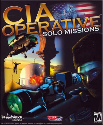 CIA OPERATIVE SOLO MISSIONS Free Full Version Games Download For PC