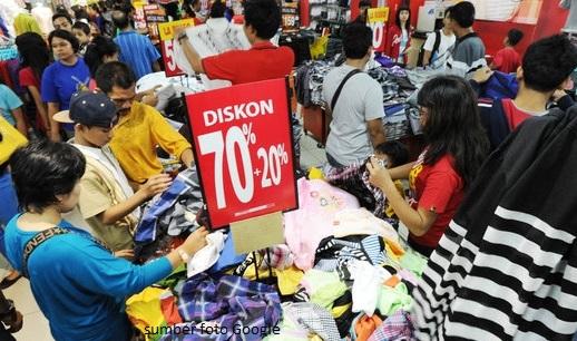 Makanan dan Pakaian Lebaran Penyumbang Inflasi Terbesar di NTB