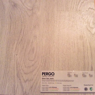 Pergo laminaatti silver oak plank