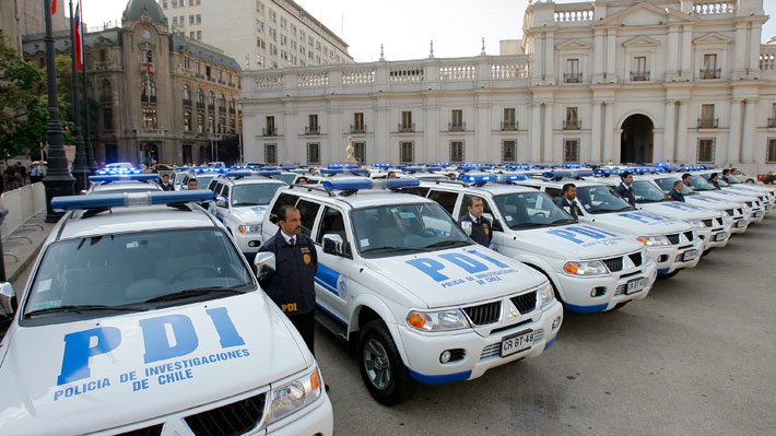 Safety and Security in Chile for tourists.