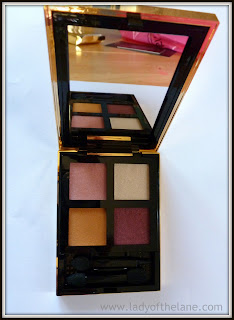 YSL Pure Chromatics Quad No 7.