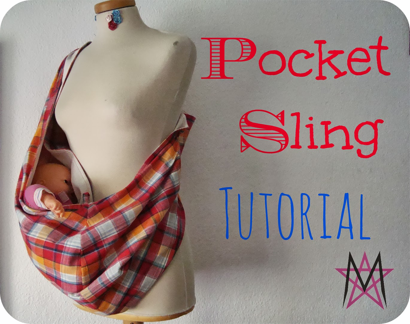 House Of Estrela Pocket Sling Tutorial