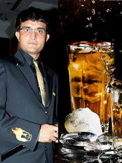 Beer is Named After Sourav Ganguly