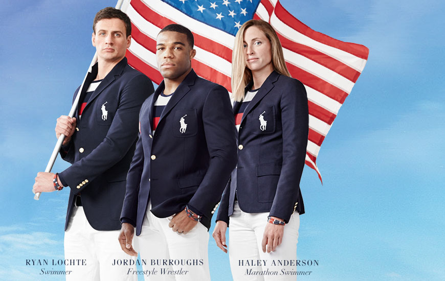 POLO RALPH LAUREN TEAM USA COLLECTION