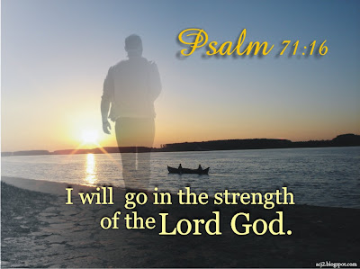 strength from God