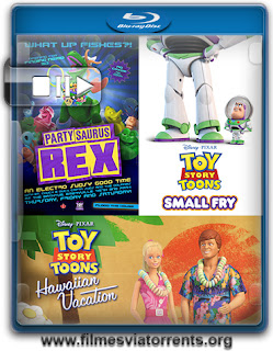 Curtas Toy Story Torrent – BluRay Rip
