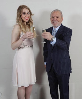 Alana Spencer The Apprentice