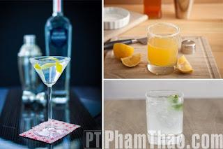 9 Cocktail nên uống sau giờ làm việc và học tập căng thẳng