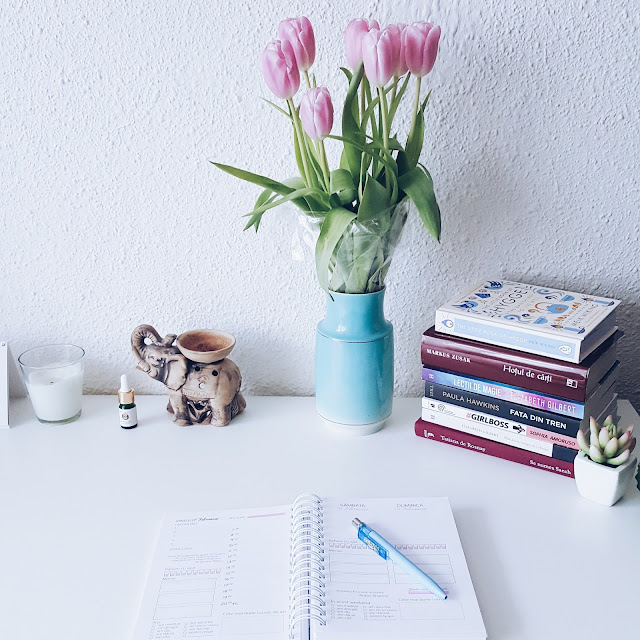 organizare birou minimalism productivitate sfaturi farmacist debora tentis lifestyle blog