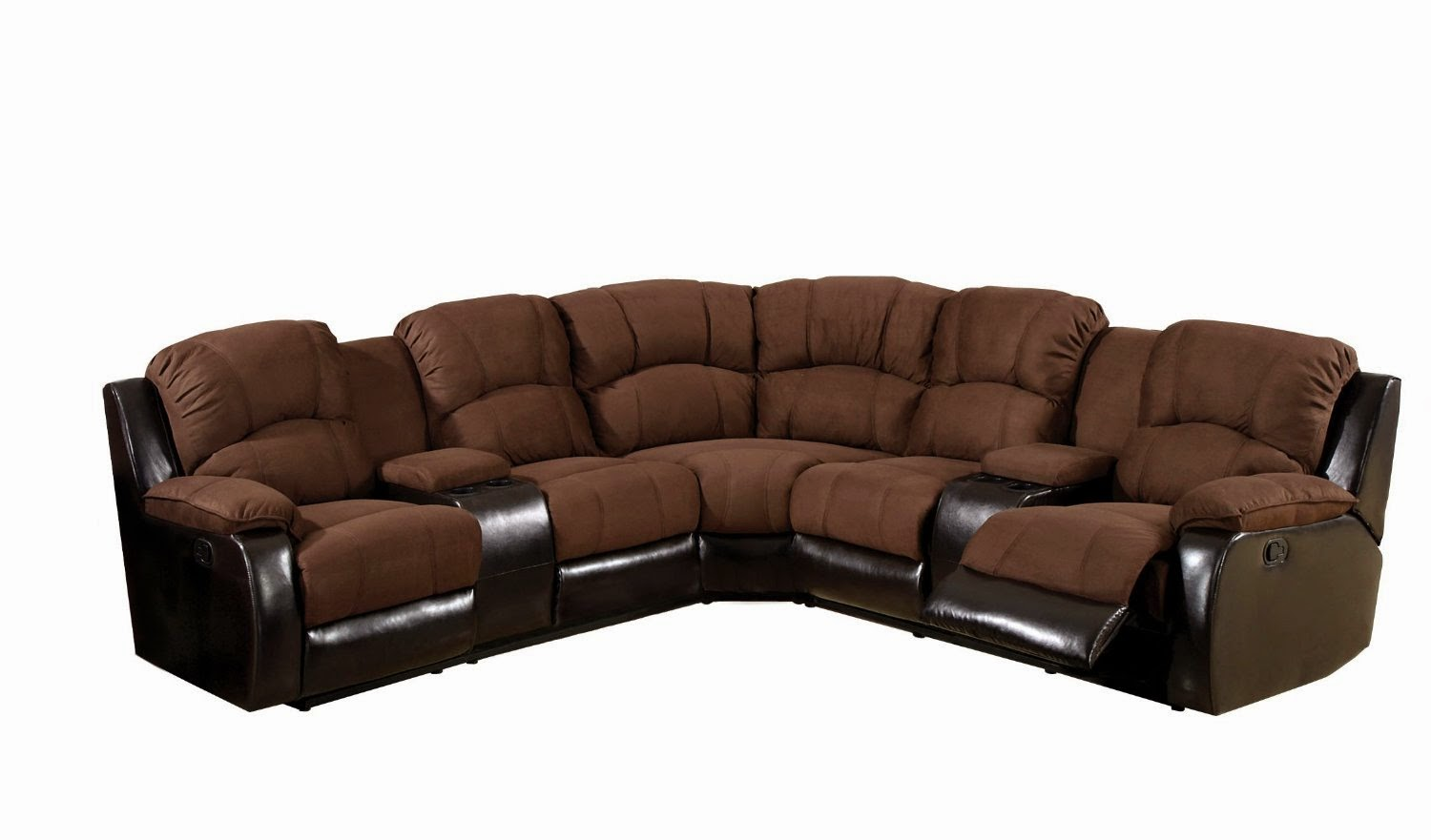 Sectional With Sleeper Sofa And Recliner Highly Sprung Oxford Bed Best Brand Recommendation Wanted Brown