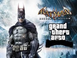 Download GTA Batman Game For PC