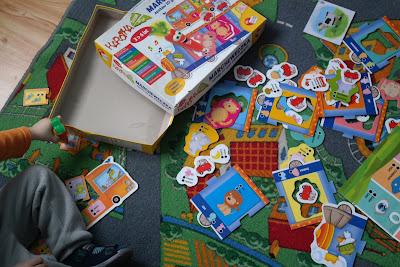 zabawki interaktywne karotka